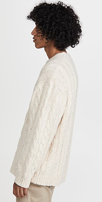 Levi's Stay Loose Cableknit Sweater