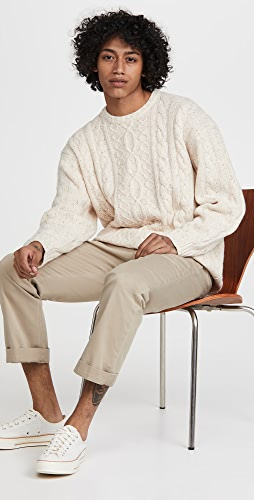 Levi's - Stay Loose Cableknit Sweater