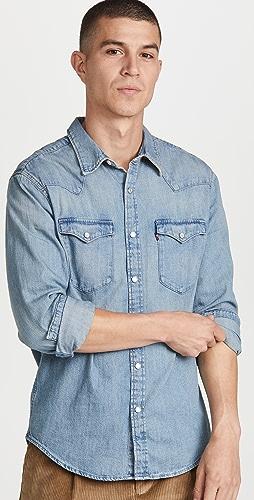 Levi's - Barstow Denim Western Shirt