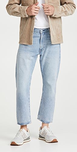 Levi's - 551Z Authentic Straight Cropped Jeans