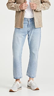 Levi's 551Z Authentic Straight Cropped Jeans