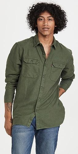 Levi's - Jackson Garment Dyed Worker Shirt
