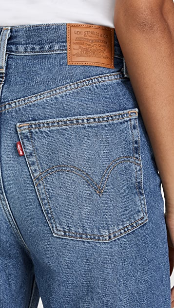 Levi's High Loose Jeans