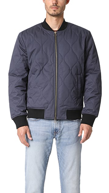 Levi's Made & Crafted Quilted Bomber Jacket