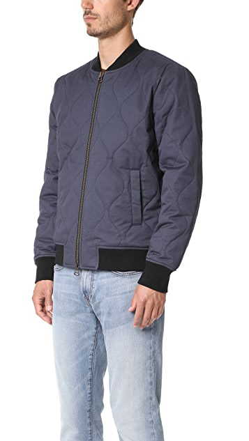 Levis Made Crafted Quilted Bomber Jacket East Dane Use Code