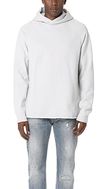 8c5c3b110f Levi s Made   Crafted Unhemmed Hoodie