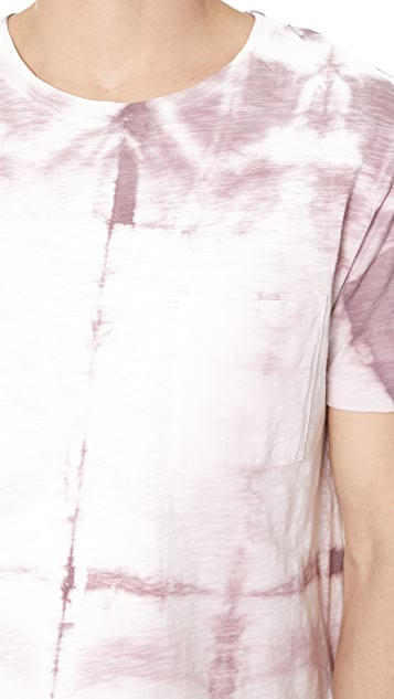 Levi's Made & Crafted Shibori Tee