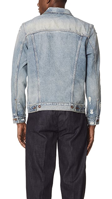 Levi's Made & Crafted Trashed Jean Jacket
