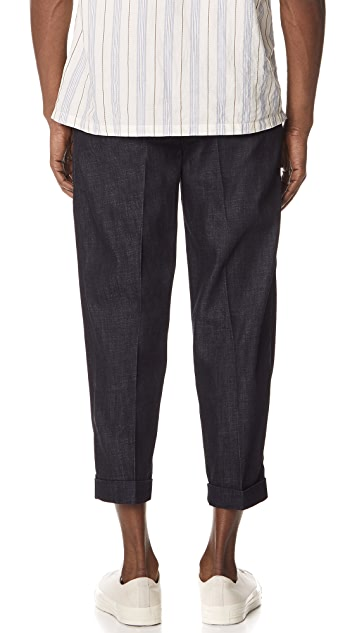 Levi's Made & Crafted Pleated Trousers