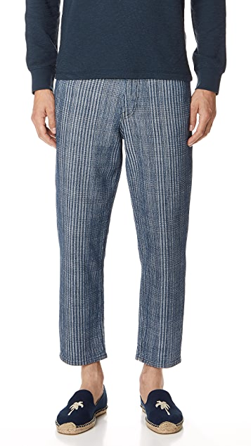 Levi's Made & Crafted Draft Weller Tapered Jeans