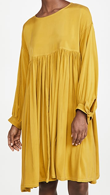 L.F. Markey Kel Satin Dress