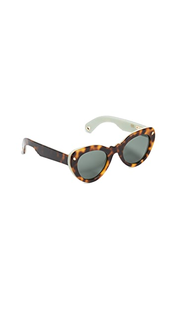 Lucy Folk Wingspan Sunglasses