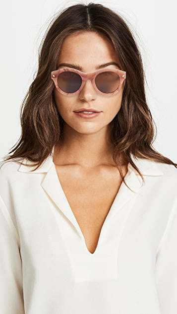 Lucy Folk Grand & Sweet Sunglasses