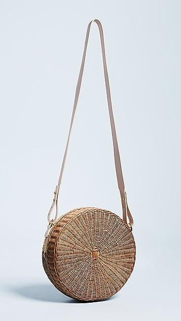 Lucy Folk Conch Bag