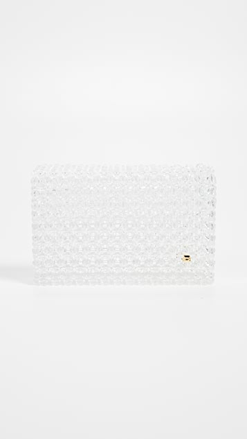 Lucy Folk Cocoloko Mini Cocktail Clutch