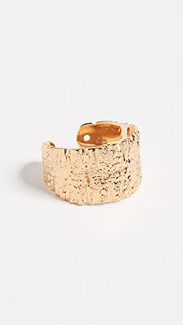 Lucy Folk Large Anchovy Ring