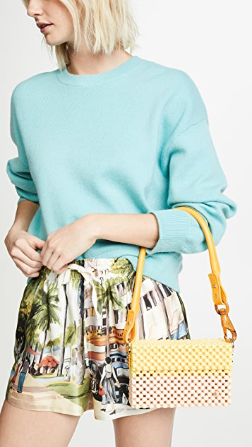 Lucy Folk Golden Age Cocktail Clutch