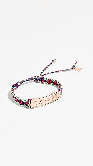 Lucy Folk Le Memphis Bracelet