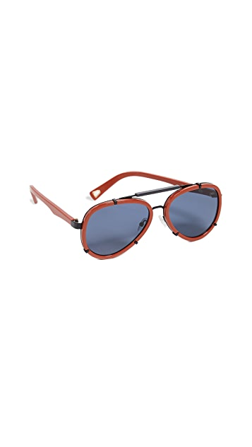 Lucy Folk Frequent Flyer Sunglasses