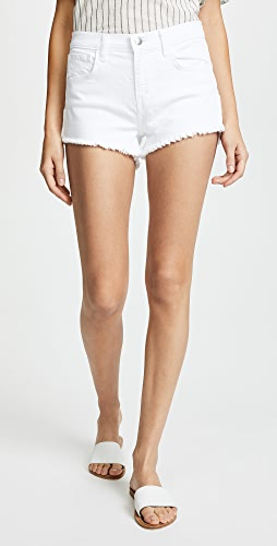 L'AGENCE - Zoe Perfect Fit Shorts
