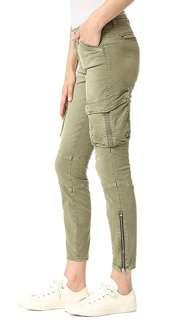 L'AGENCE Montgomery Skinny Cargo Pants
