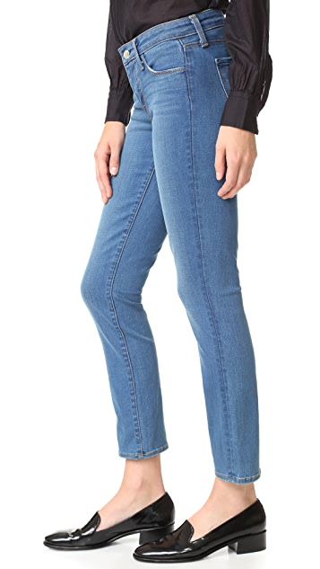 L'AGENCE Coco Straight Leg Jeans