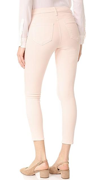 L'AGENCE Margot Skinny Ankle Jeans