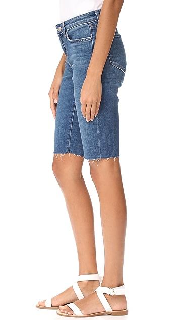 L'AGENCE Pismo Bermuda Shorts