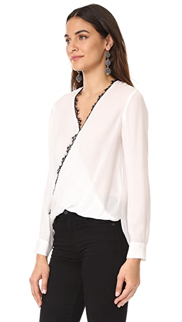 L'AGENCE Rosario Blouse