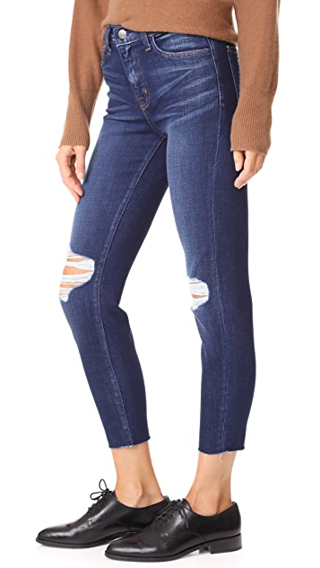 L'AGENCE Abigail French Slim Jeans