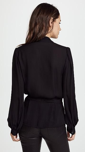L'AGENCE Cara 女式衬衫