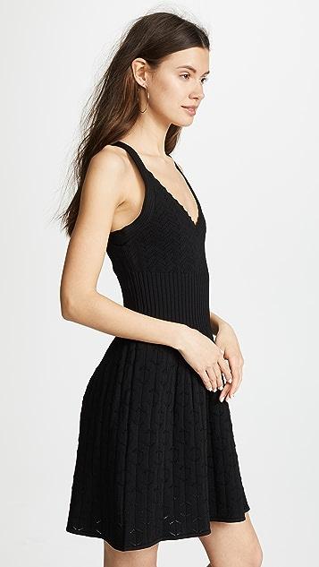 L'AGENCE Izzy Tank Dress