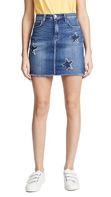 L'AGENCE Estella Skirt