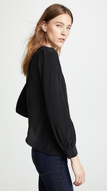 L'AGENCE Блуза Raquel