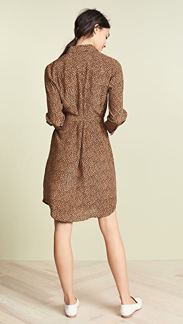 L'AGENCE Stella Shirtdress