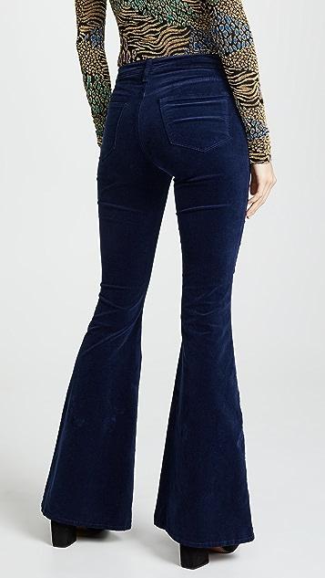 L'AGENCE Solana Velvet Jeans