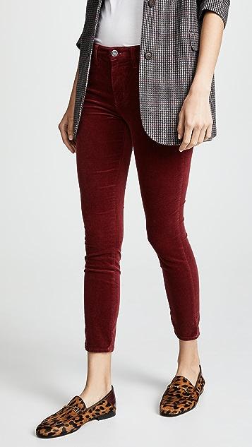 L'AGENCE Margot Velvet Jeans