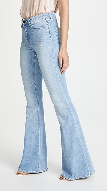 L'AGENCE Solana Flare Jeans