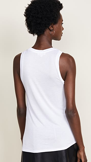 L'AGENCE Perfect Tank Top