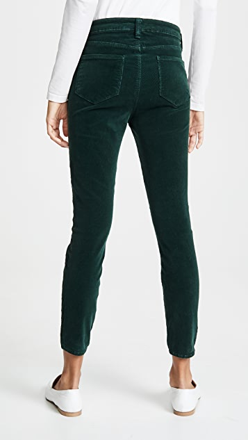 L'AGENCE Margot High Rise Corduroy Skinny Jeans