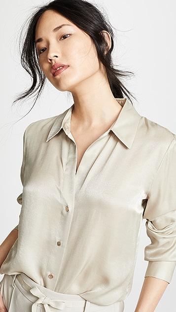 L'AGENCE Loreta 女式衬衫