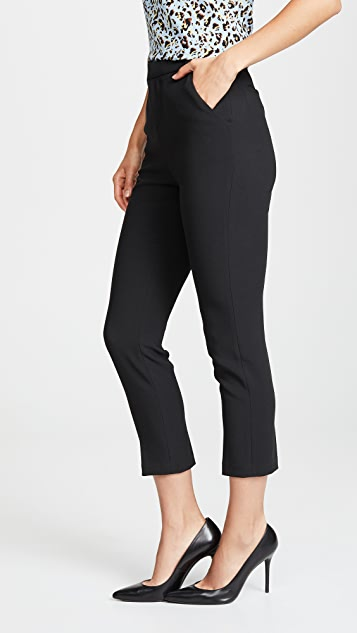 L'AGENCE Ludivine Front Crease Trousers