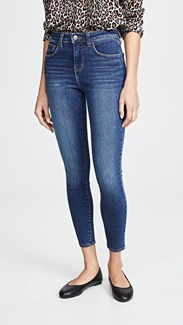 L Agence Margot High Rise Skinny Jeans