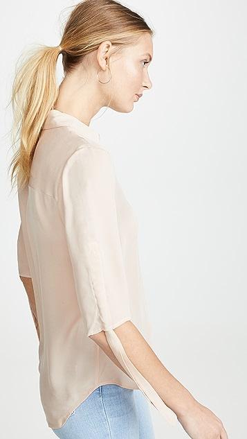 L'AGENCE Блуза Isa