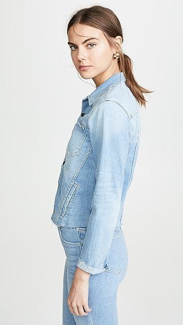 L'AGENCE Janelle 修身夹克