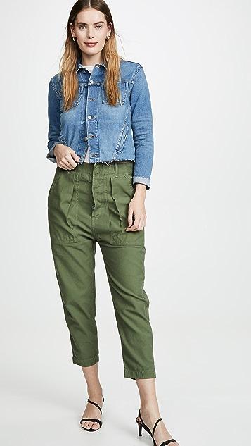L'AGENCE Janelle Slim Jacket