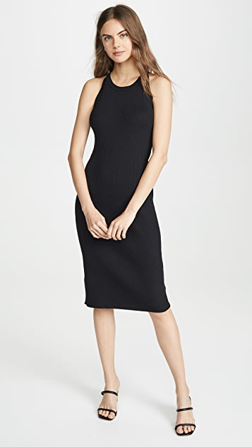 L'AGENCE Облегающее платье Aveline