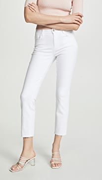 Sada High Rise Crop Jeans