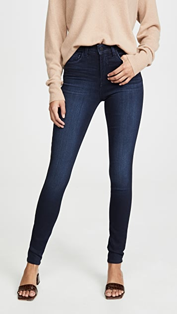 L'AGENCE Marguerite High Rise Skinny Jeans
