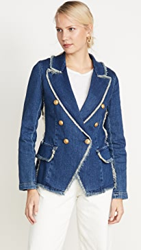 Kaydence Fray Jacket